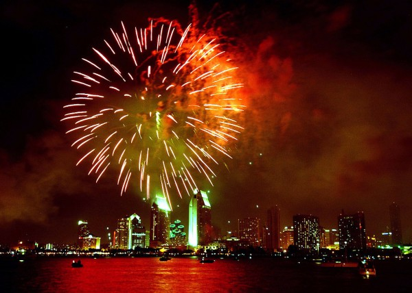 4th Of July 2017 Parades & Fireworks In San Diego California
