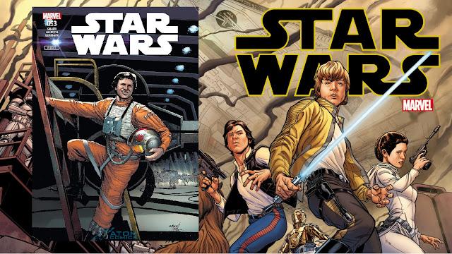 Recenzja - Star Wars #53: Hope Dies, Part IV - Kieron Gillen
