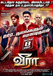 Fighting Veera (2019) Hindi Dubbed HDRip 480p