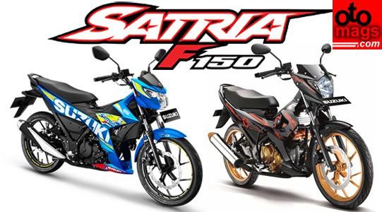 Harga Motor Suzuki Satria Fu Bekas