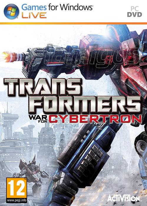 Transformers 3 La Guerra por Cybertron pc full en español por mega y google drive