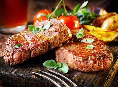 ini gambar steak