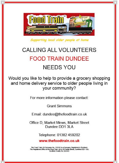 Food Delivery Service Dundee