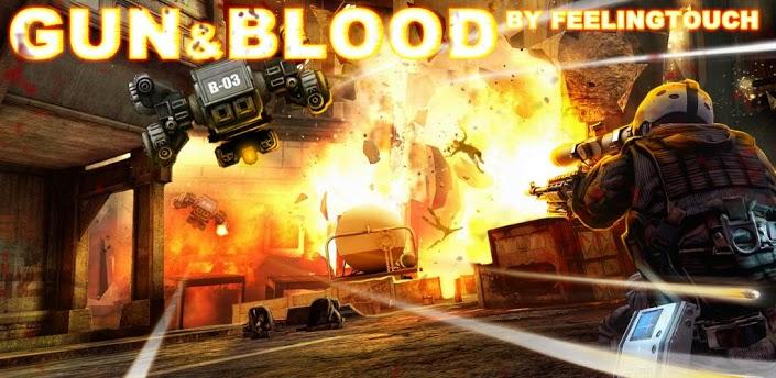 APK FILES™ Gun Blood APK v1 08 Mod Unlimited Money