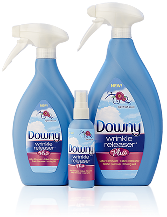 downey wrinkle release plus size bottles