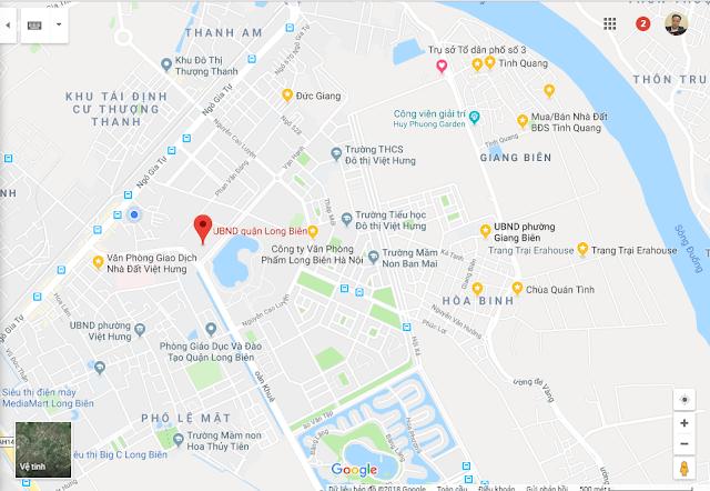 UBND Quận Long Biên