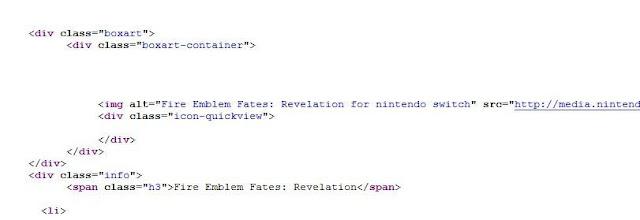 El código fuente de la web de Nintendo filtra supuesto Fire Emblem Fates para Switch 2
