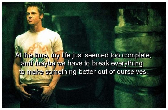 Fight Club best quotes