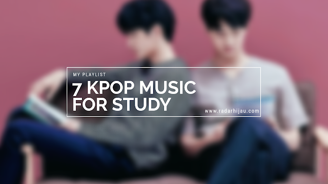 Kpop music playlist for study