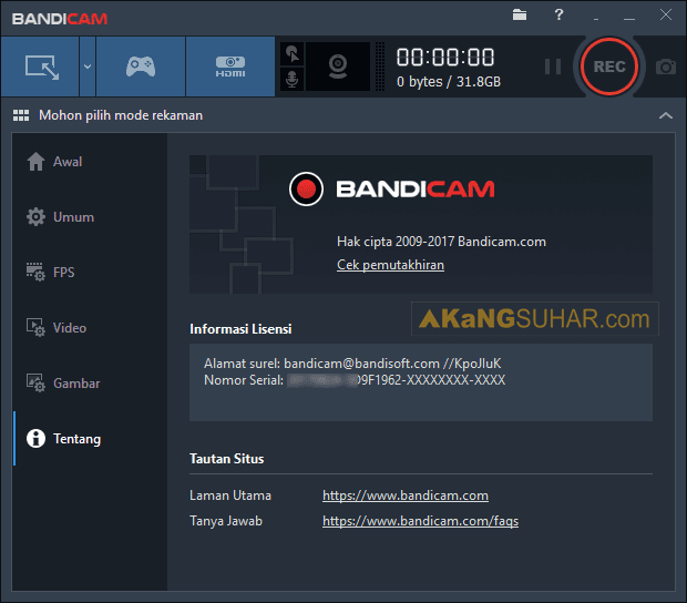 Gratis Download Bandicam Final Full Crack Terbaru, Bandicam Pro Full Version, Bandicam Latest Version, Bandicam Plus Serial Number, Bandicam Serial Key, Bandicam Registration Code