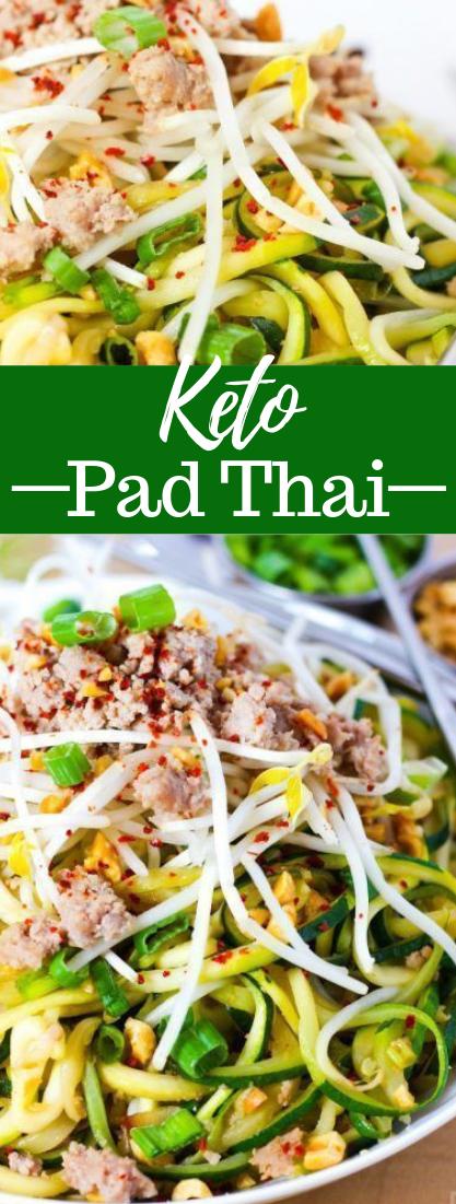 Keto Pad Thai #healthy