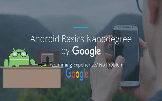 شركة غوغل تطلق  دورة تعتبر الأولى من نوعها في برمجة نظام الأندرويد