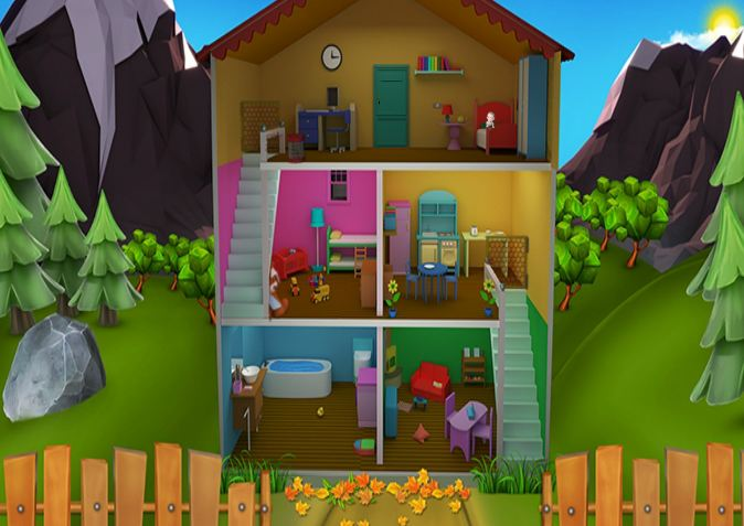 5ngames The Doll House 2