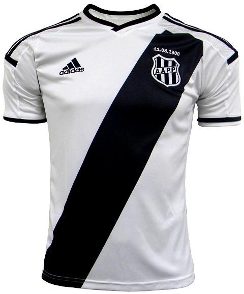 865fbe2891 Adidas divulga novas camisas da Ponte Preta - Show de Camisas