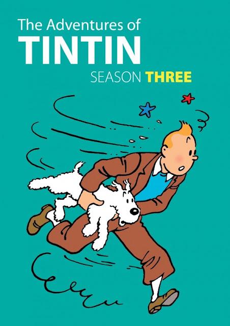 The Adventures of Tintin: Season Three [Latino]