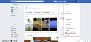 Menggunakan Tampilan Terbaru Facebook