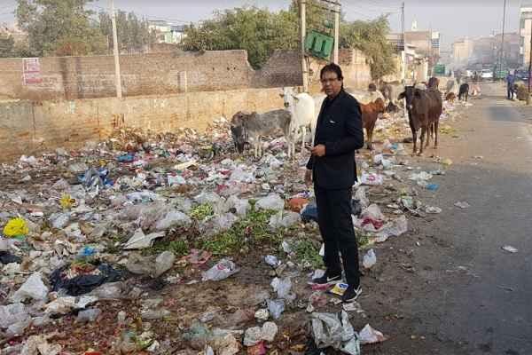 advocate-ln-parashar-slamd-mcf-and-eco-green-for-kuda-band-market-road-faridabad