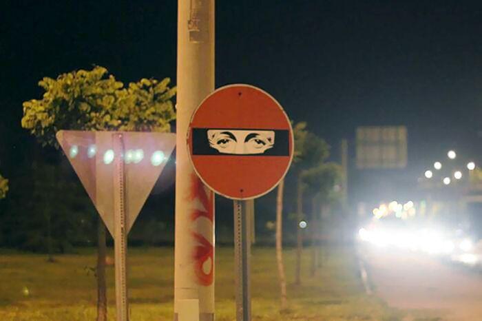 Удивительный уличный стрит-арт (15 фото)