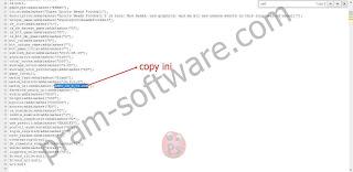 HTML kode Pada Game