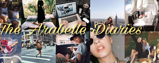 Arabelle Akinfe - 15 Year Old Fashion Blogger: new me, new blog name