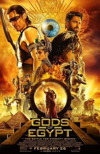 Gods Of Egypt (BRRip 720p Ingles Subtitulada) (2016)