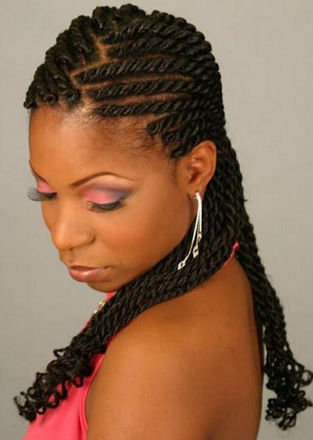 Latest Hair Styles You Can Rock Fashion Nigeria