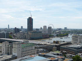 View from St Paul's Cathedral (Jun 2015) © Andrew Knowles