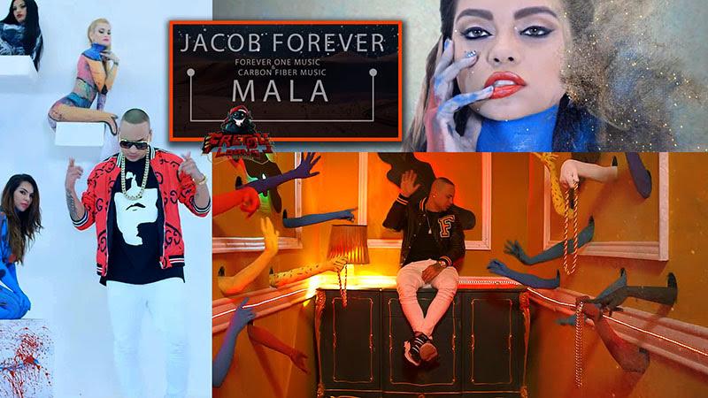 Jacob Forever - ¨Mala¨ - Videoclip - Dirección: Freddy Loons. Portal Del Vídeo Clip Cubano - 01