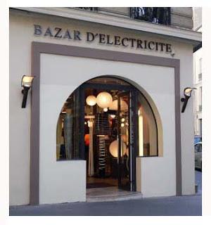 Pierre paris mes coups de coeur - Bazar electricite paris ...