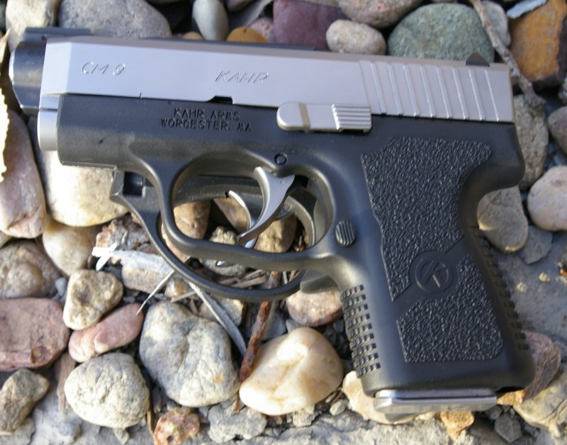 Kahr CM9 9mm Carry Gun Review - Kahr Arms - A leader in technology