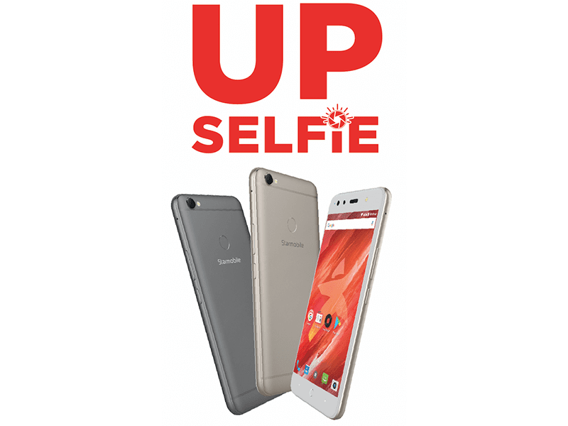 Starmobile launches UP Selfie w/ 13MP dual front-facing camera
