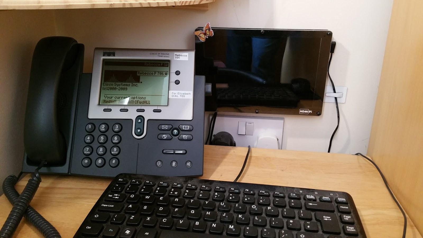 Raspberry Pi - FreePBX - Home VoIP network, for my children