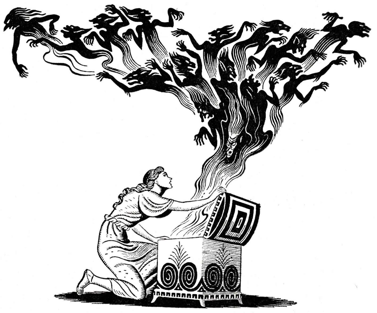 Diary of a Mundane Astrologer: Pandora's Box swings open: the