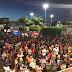 Bingo das Mães reuniu multidão na Praça D. Pedro II