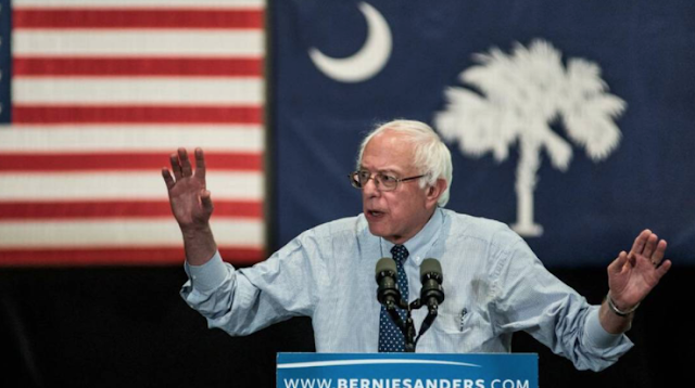 South Carolina Democrats are worried about Bernie Sanders' visit. Sanders isn't.