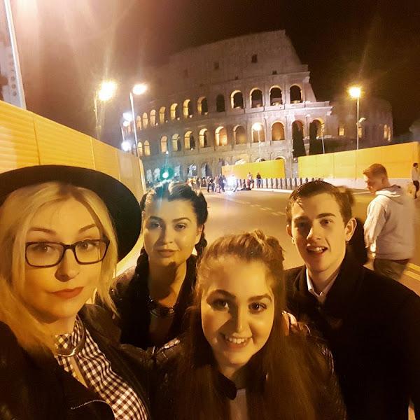 Reminiscing Rome