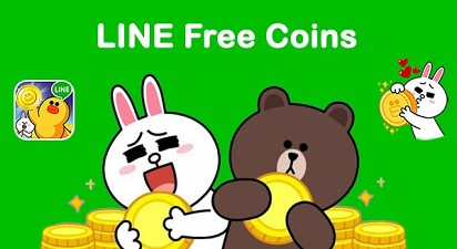 Koin Line Gratis ( Line Free Coins )