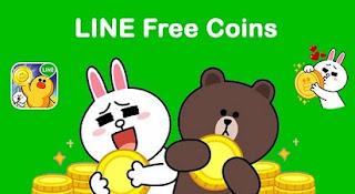 cara mendapatkan koin line tanpa membeli,gratis tanpa root,sticker gratis tanpa koin,koin line gratis di iphone,koin line chat,gratis di android,cara membeli koin line dengan kartu debit,dengan pulsa