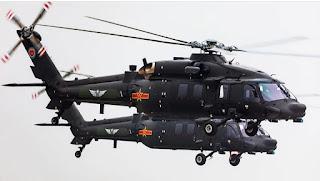 Helikopter Z-20