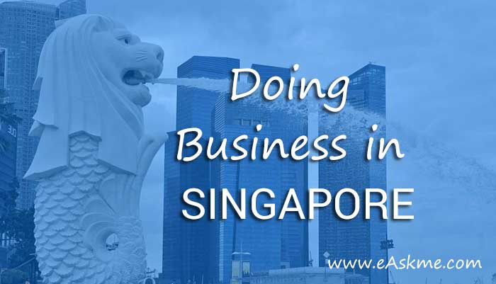 Doing Business in Singapore: What to Know Before Entering the Market: eAskme