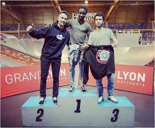 sebaskates nomadeshop equipedefrance roller agressive inline skate skatepark Lyon FFRS CNF