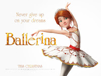 ballerina banner