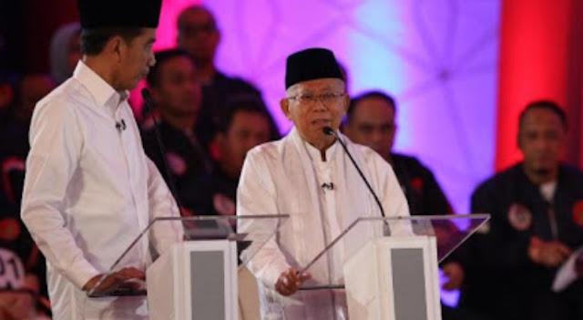 Debat Kedua Tak Ada Kisi-Kisi, Jokowi-Ma'ruf Siap Tanpa Perlu Konsultan Asing