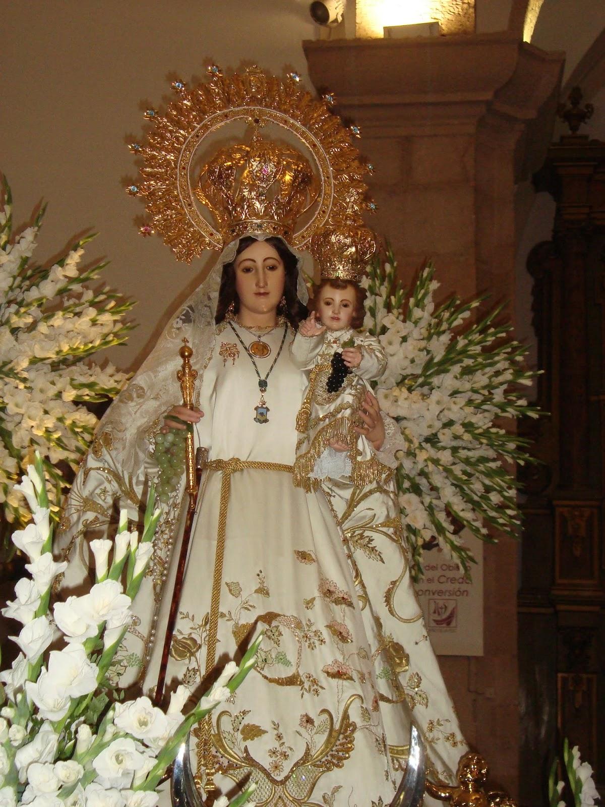 Criptana Nuestra Patrona Procesión De La Stma Virgen De Las Viñas Tomelloso 2013