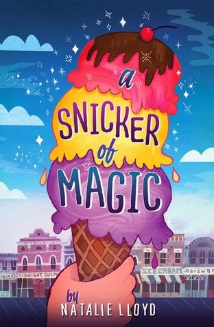 https://www.goodreads.com/book/show/18222556-a-snicker-of-magic
