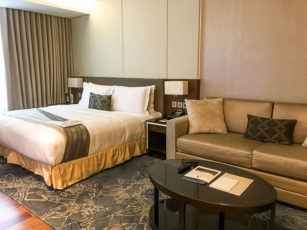 Posh Living in BGC: Ascott Hotel