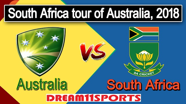 AUS vs RSA,, 1st ODI Match Dream11 Prediction, Playing 11 Team