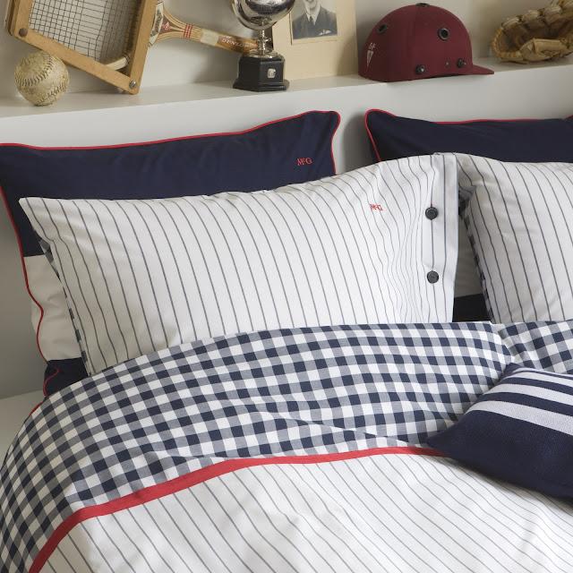 Funda n rdica sports vii cuadros y rayas de mcgregor - Lexington ropa de cama ...