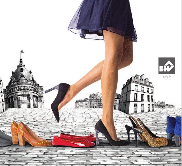 Chaussures Au Bhv Espace Dame Skarlette 7aznqxwd