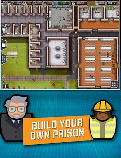 Prison Architect Mobile Mod Apk All Full Unlocked Episodes Terbaru